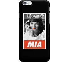 (MANGA) Mia Wallace iPhone Case/Skin