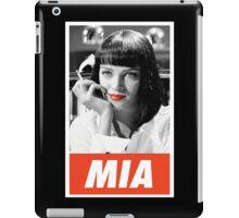 (MANGA) Mia Wallace iPad Case/Skin