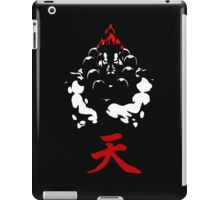 Akuma Street Fighter Gouki iPad Case/Skin