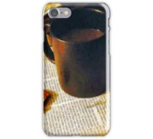 Midnight Provisions iPhone Case/Skin