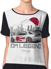 Mazda RX7. JDM Legend Chiffon Top