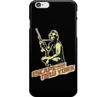 Snake Plissken (Escape from New York) Vintage iPhone Case/Skin
