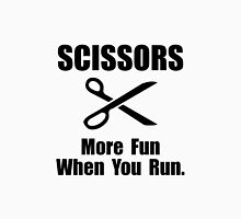 Scissors Fun Run Unisex T-Shirt