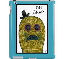 Oh Snap! iPad Case/Skin
