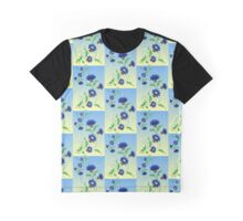Thistle flowers Graphic T-Shirt