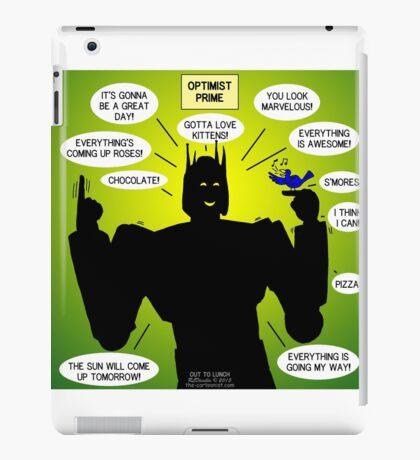 Prime Optimist iPad Case/Skin