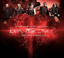 Evanescence 'Valentine' by Gothic-Beauty