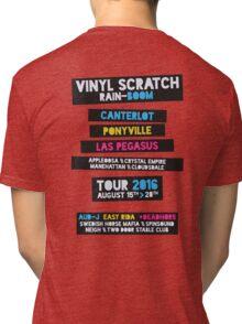 Vinyl Concert Tri-blend T-Shirt