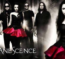 Evanescence Group Picture by Gothic-Beauty