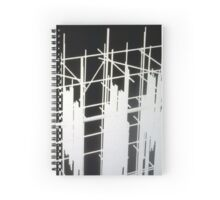 Scaffold Spiral Notebook