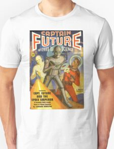 captain future wizard of science Unisex T-Shirt