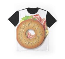 Tasty bagel Graphic T-Shirt