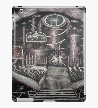 Passage to Invisible City iPad Case/Skin