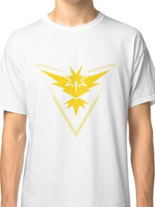 Pokemon GO - Team Instinct Classic T-Shirt