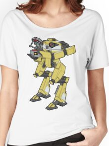 Gortys x Loader Bot Women's Relaxed Fit T-Shirt