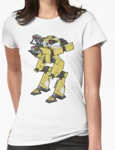 Gortys x Loader Bot Womens Fitted T-Shirt