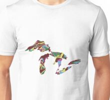 The Great Lakes Unisex T-Shirt