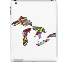 The Great Lakes iPad Case/Skin