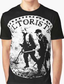 Detectorists - DMDC Anglo Saxon coin Graphic T-Shirt