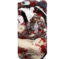 KRIEG!! iPhone Case/Skin