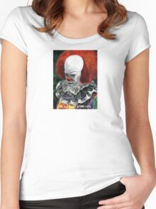 We All Float Down Here Women's Fitted Scoop T-Shirt