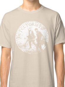 Detectorists - DMDC Anglo Saxon coin Classic T-Shirt