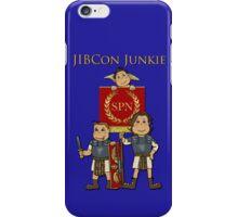 JIBCon Junkie! iPhone Case/Skin
