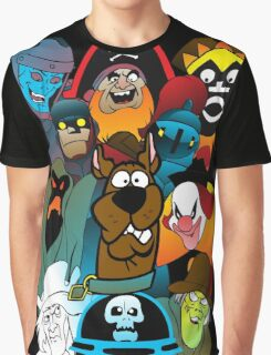 Zoinks! Graphic T-Shirt