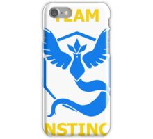 Team Instinct...What?EnColour iPhone Case/Skin