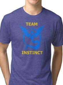 Team Instinct...What?EnColour Tri-blend T-Shirt