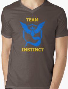 Team Instinct...What?EnColour Mens V-Neck T-Shirt