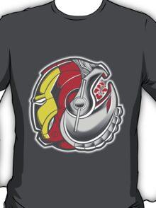 Ironman/Ultron Yin Yang T-Shirt