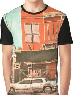 Franklin St Graphic T-Shirt