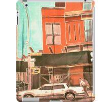 Franklin St iPad Case/Skin