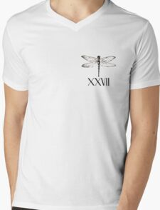 Lauren Jauregui - Tattoos Mens V-Neck T-Shirt