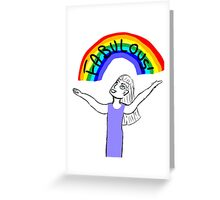FABULOUS! Greeting Card
