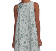 Nature Love A-Line Dress