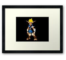 Jak-Jak and Daxter The precursor legacy  Framed Print