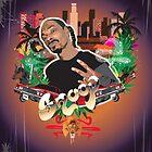 Snoop Dogg by MsShyne