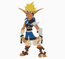 Jak-Jak and Daxter The precursor legacy  by TheRedPencil
