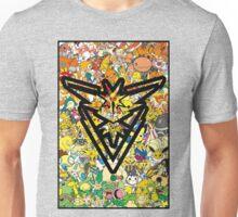 Pokemon GO! - Team Instinct - Yellow Unisex T-Shirt