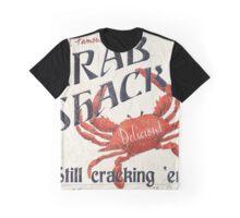 Crab Shack Graphic T-Shirt