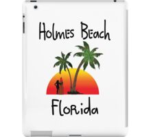 Holmes Beach Florida iPad Case/Skin