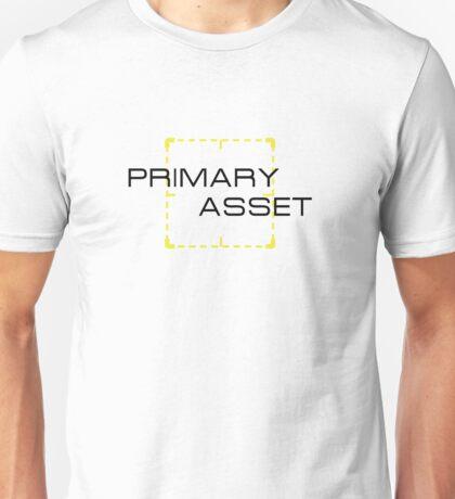 Primary Asset Unisex T-Shirt