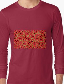 Watermelon Party Long Sleeve T-Shirt