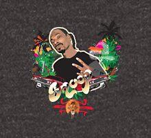 Snoop dogg - plain background Hoodie