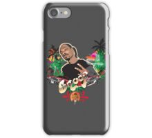Snoop dogg - plain background iPhone Case/Skin
