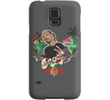 Snoop dogg - plain background Samsung Galaxy Case/Skin