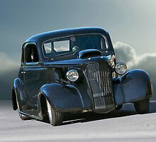 1937 Chevy 'Grumpy' Coupe by DaveKoontz