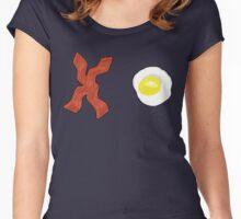 Breakfast Pasties Women's Fitted Scoop T-Shirt